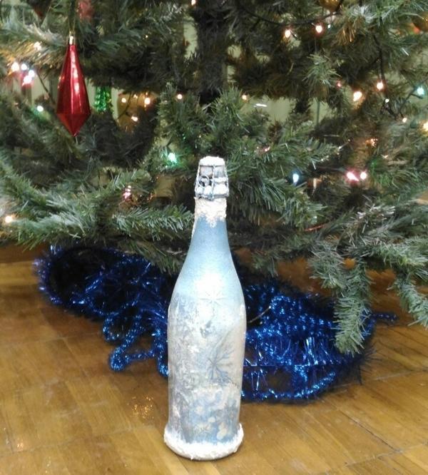 Бутылочка-подарочек