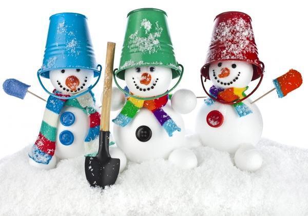 """Выходные со снеговиками на 7дач"""""""