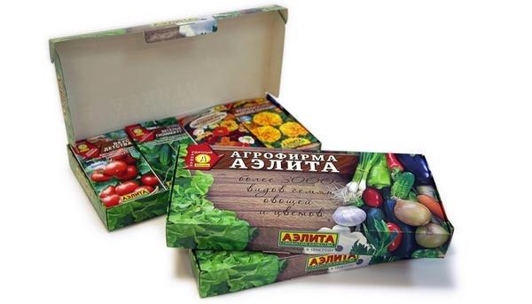 Наборы семян от ООО Агрофирма АЭЛИТА