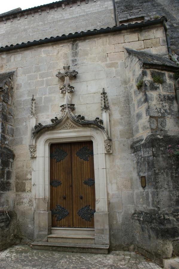 Задняя дверь
