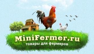 Спонсор конкурса - магазин МиниФермер