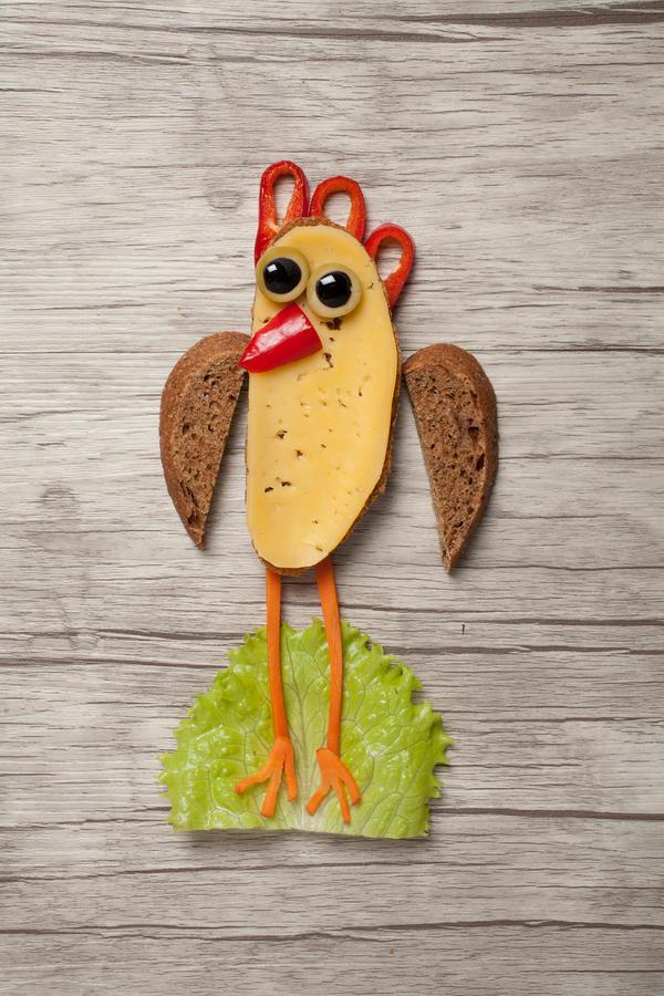 Бутерброд Цыпленок