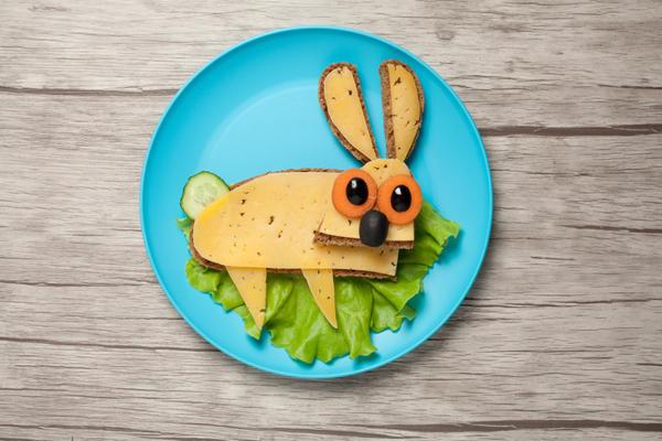 Бутерброд Зайчик