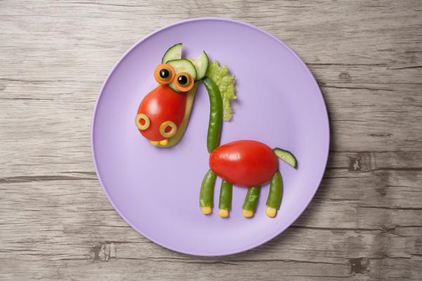 Этот милый ослик понравится малышам))
