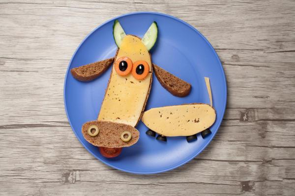 Бутерброд Корова