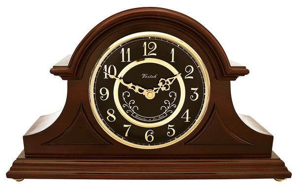 Настольные часы, фото с сайта yablor.ru