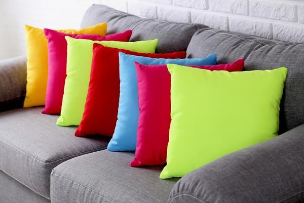 На 7 дач - выходные с любимыми подушками и подушечками!