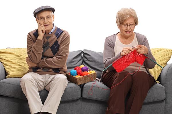 Или вас вязание не прельщает, а вяжут ваша мама и бабушка?
