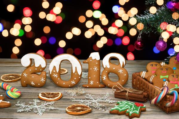 С новым Годом, дорогие наши семидачники! С новым годом, Семидачье! Кто говорит тост?