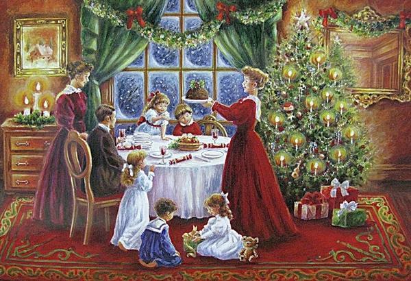 На 7 дач - Рождественские выходные. Фото с сайта rossia-pravoslavnay.ru