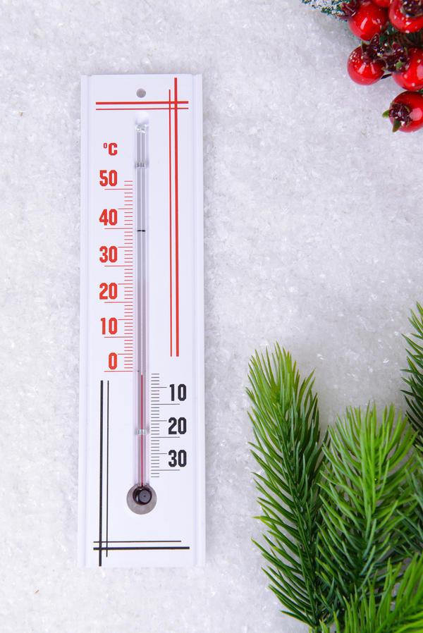 Ау! Ау! Гидрометцентр 7дач спрашивает - рождественские морозы наступили?