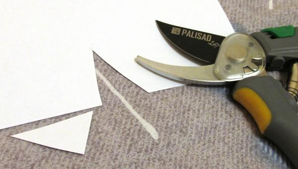 Тестирование секатора прямого реза PALISAD от компании МИР ИНСТРУМЕНТА
