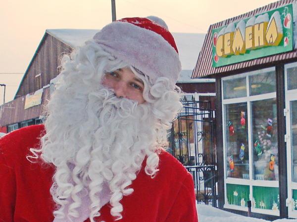 Дед Мороз спрашивает: А вы купили семена на новый сезон?