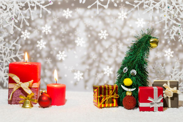 Подарки Деда Мороза