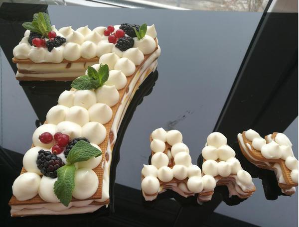 Торт для Семидачья. Автор Юлия Пучкова