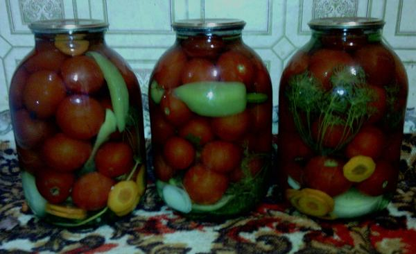 Маринованные помидоры