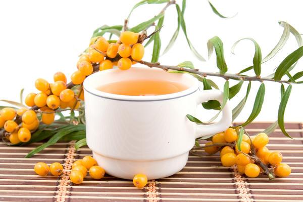 Из заготовок облепихи зимой можно сделать компот, чай, морс, кисель
