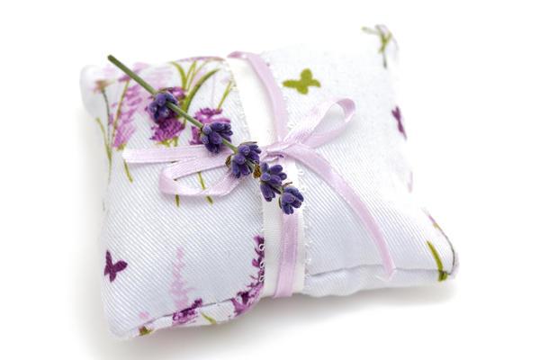 Ароматические подушечки и мешочки помогут создать подходящее настроение