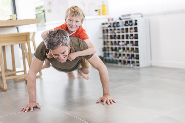 Наша задача - составить себе комплекс упражнений на все эти группы мышц.