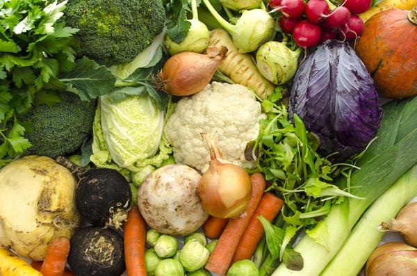 Список овощей для дачи
