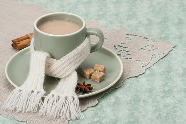 Чай поможет согреться