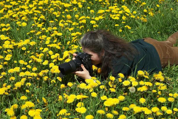 Ваша подруга любит хвастаться своими садоводческими успехами? Подарите ей удобную фотокамеру!