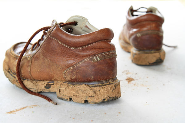 Нельзя оставить без внимания дачную обувь