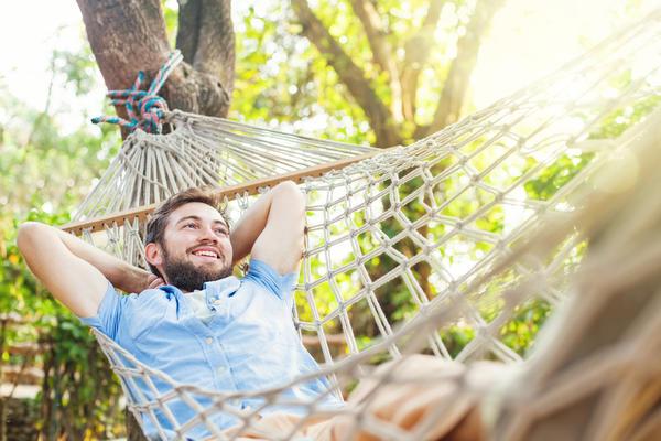 Если хочется отдыхать — отдыхайте! С удовольствием!