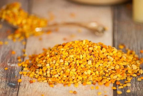По содержанию питательных веществ пыльца превосходит как мед, так и лучшие витаминные комплексы