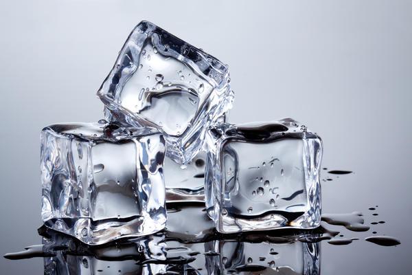 Лед - центральный элемент всей конструкции