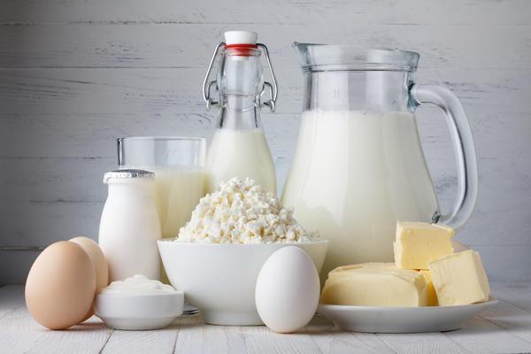 Сохранить молочные продукты особенно актуально, если в семье дети