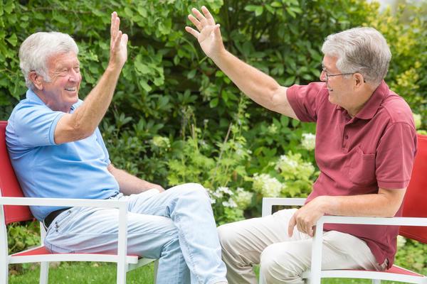 Людям одной возрастной категории договориться проще