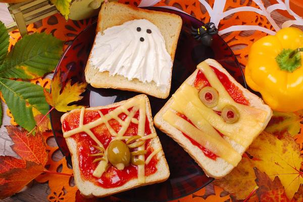 До ужаса простые бутерброды