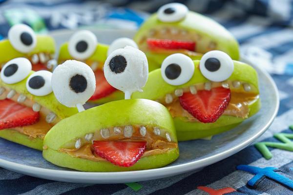 Витаминные зубастики