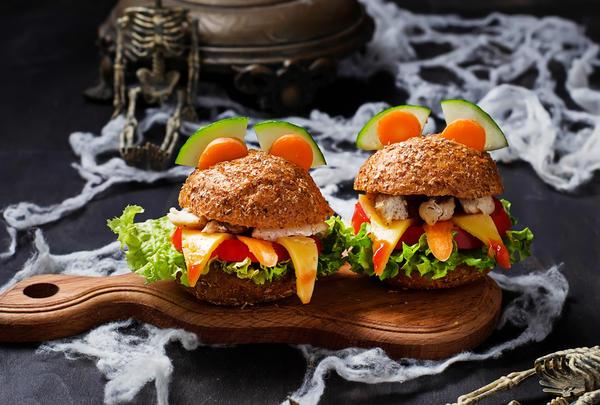 Монстрбургеры