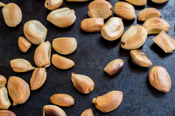 Варенье из печеного чеснока