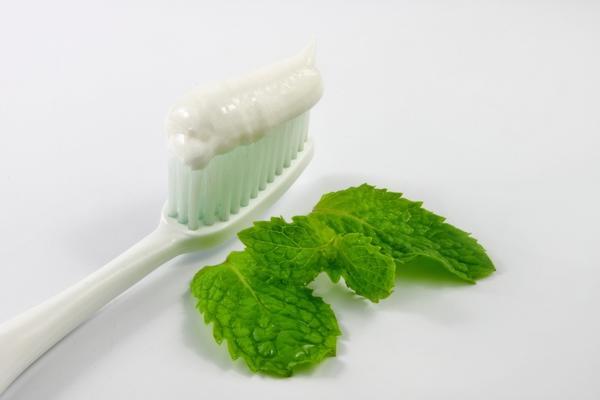 Зубная паста из мяты