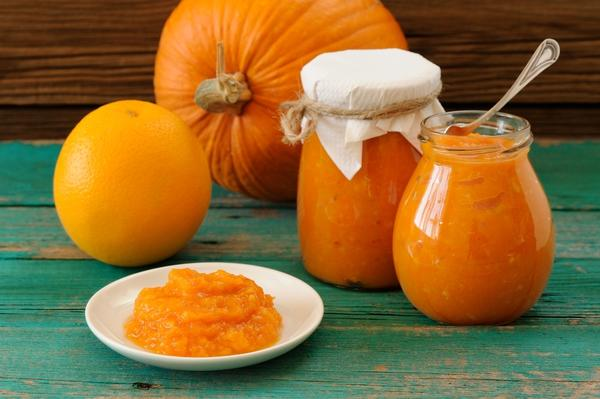 Варенье апельсиново-тыквенное