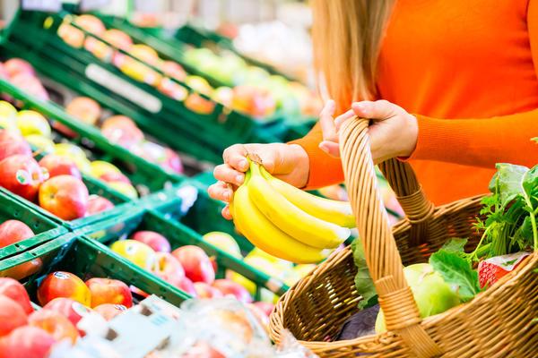 Для похода на рынок за овощами-фруктами