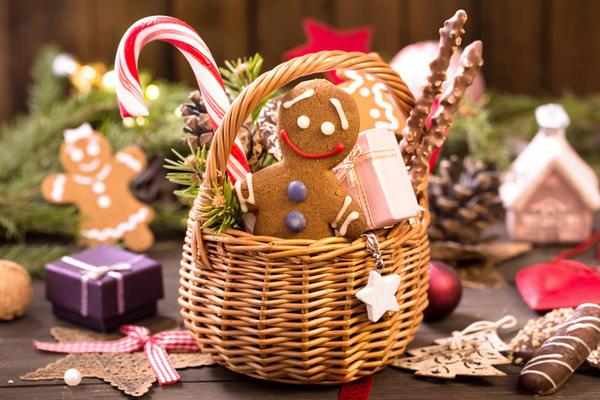 Такой подарок под елочку обрадует сладкоежку