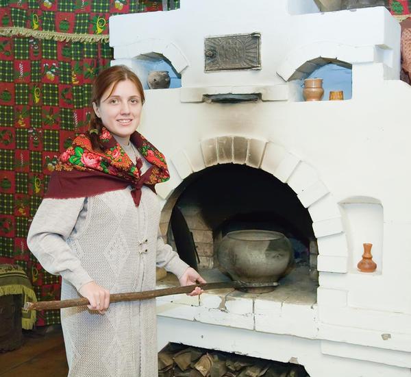 Мало просто построить печь, в нее надо было вложить душу и огромное количество сил