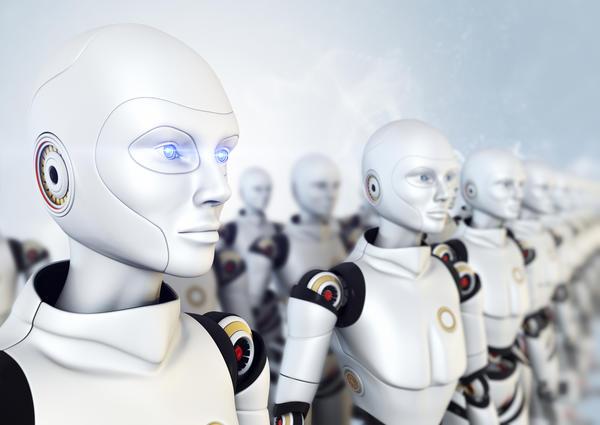 Ежегодно проводятся выставки новинок робототехники