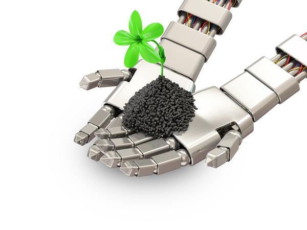 Вот такие машины появились и продолжают появляться в мире робототехники