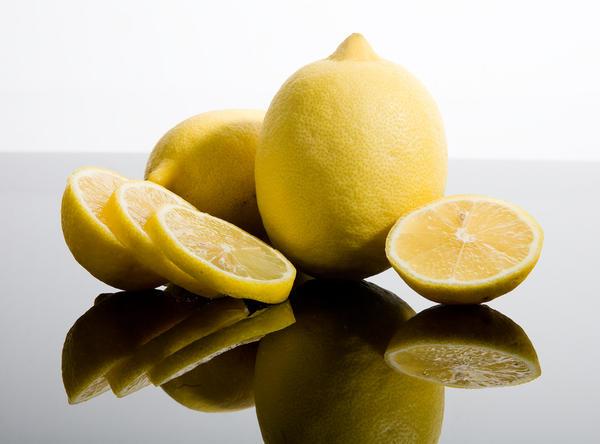 Лимонное средство для мытья стекол и зеркал