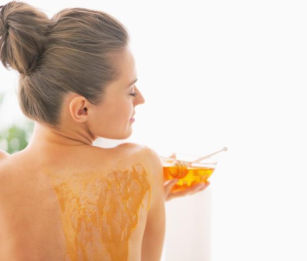Самый распространенный вид банных спа-процедур - это обмазывание медом