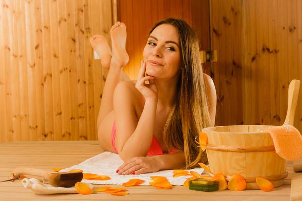 Ничего лучше настоящей русской бани для поддержания естественной красоты пока еще не придумали