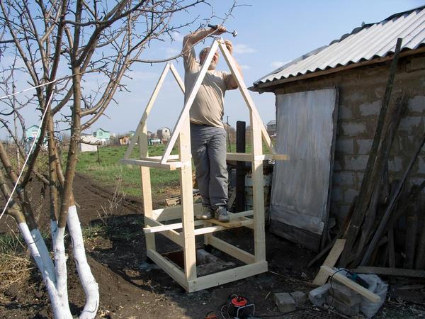 Дачное строительство © Дудакова / Фотобанк Лори