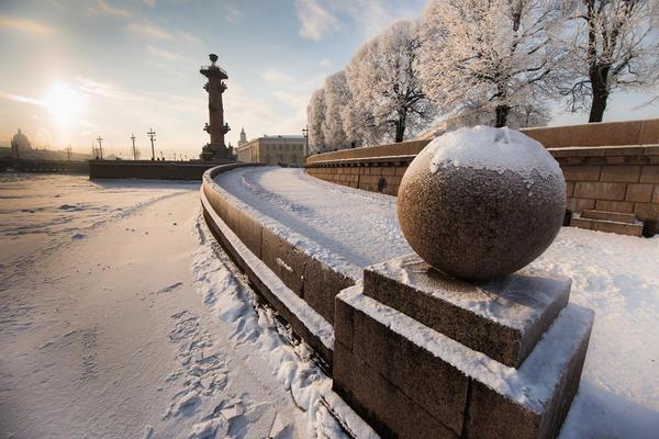 Натуральный камень морозостоек