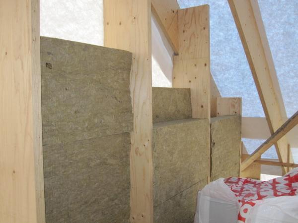 Основа дома с низким энергопотреблением - качественная теплоизоляция