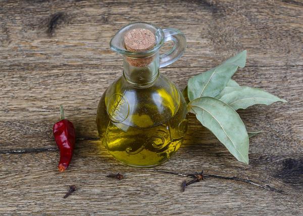 Растительное масло Лавровое